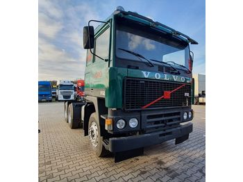 Cabeza tractora VOLVO F 12 360, 6x4, Full Steel, Manual