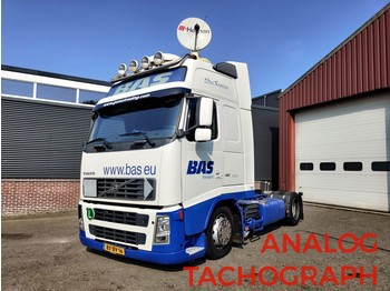 Volvo FH480 4x2 Globetrotter XL Euro3 - X- Low - Hefschotel - Dubbele Tanks - Stand airco - Satellite TV - cabeza tractora