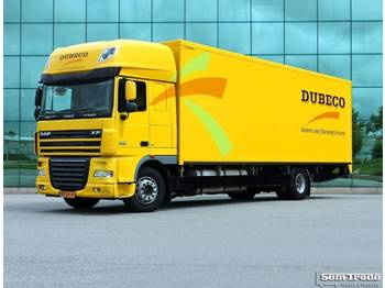 DAF FA XF105.460 SSC EURO 5 FLOWERS CARRIER SUPRA D/E ENGINE ONLY 450k KM HOLLAND TRUCK - camión frigorífico