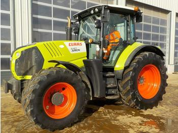 2014 Claas Arion 640 - tractor agricola