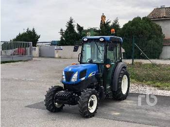 NEW HOLLAND T4030N - tractor agricola