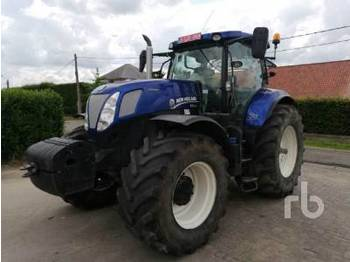 NEW HOLLAND T7.260 - tractor agricola