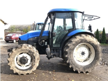 NEW HOLLAND TD95D - tractor agricola