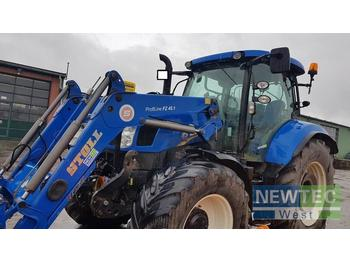 New Holland T 6.160 AUTO COMMAND - tractor agricola