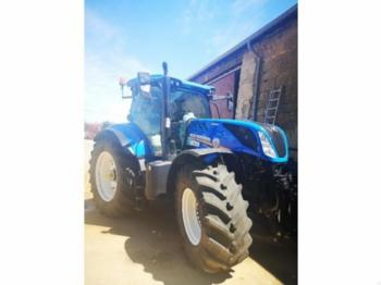 New Holland t7.245 ac - tractor agricola