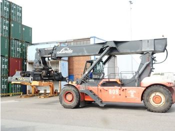 Linde C4535TL5 - reach stacker