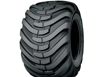 New forestry tyres 700/50-26.5 Nokian  - neumáticos